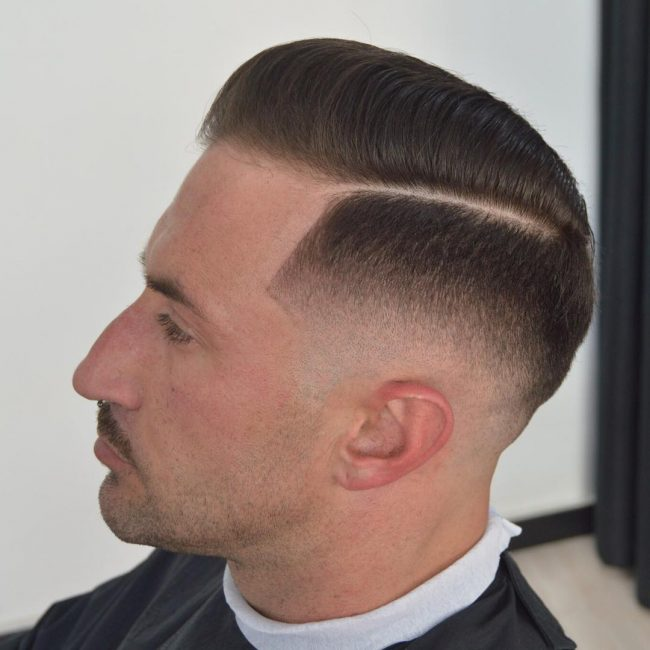 60 Best Styles For Men With Receding Hairline 2018