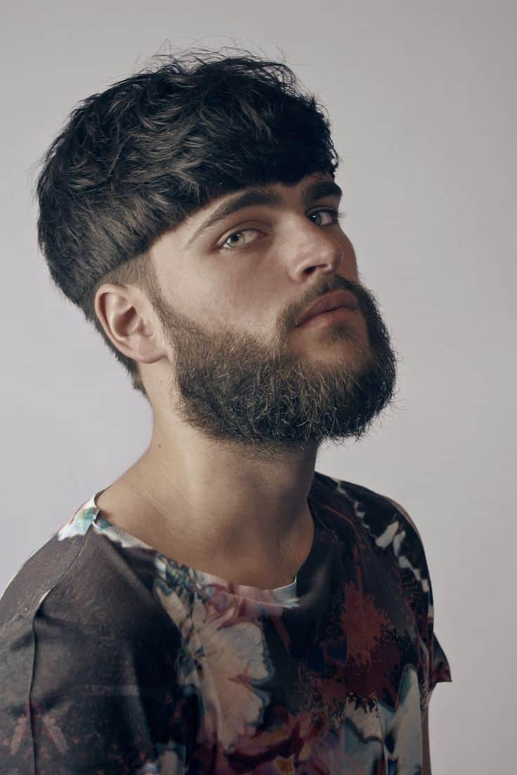 50 Stunning Bowl Cut Designs - For Stylish Men (2018)