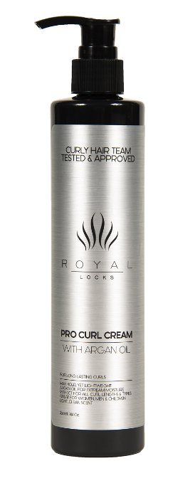 Royal Locks Curly Hair Cream