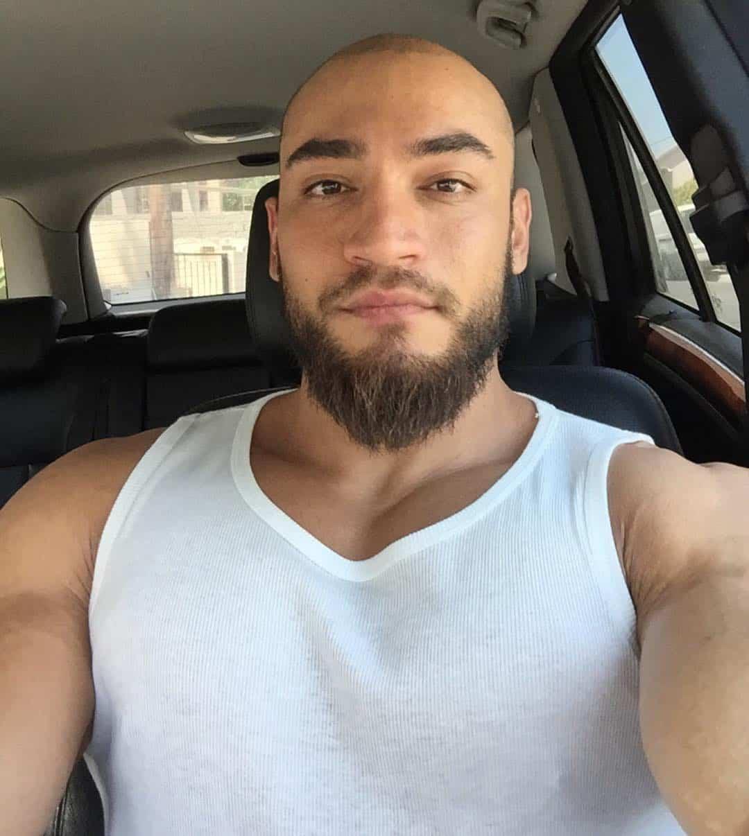 Awe Inspiring 20 Reasons To Be Bald With Beard Machos Style Short Hairstyles For Black Women Fulllsitofus