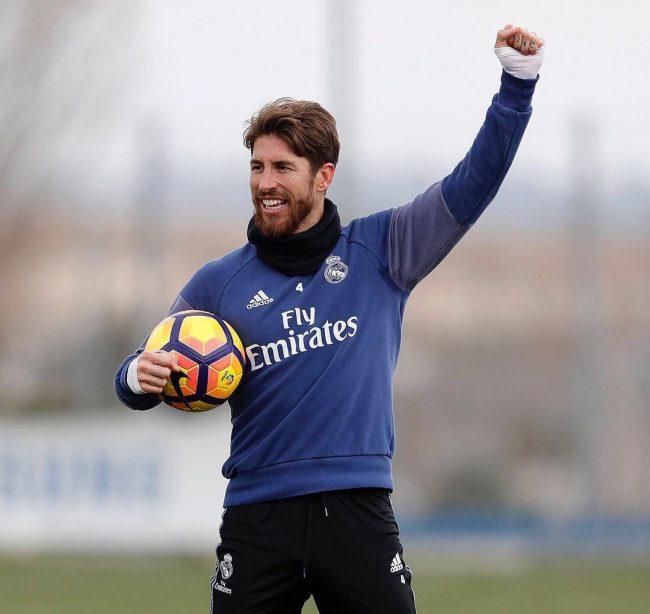 Sergio Ramos Haircuts 17
