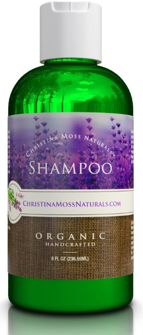 Shampoo Organic For Curly Hair