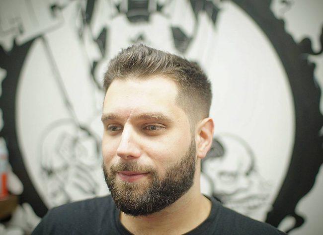 Short Haircuts for Men 46