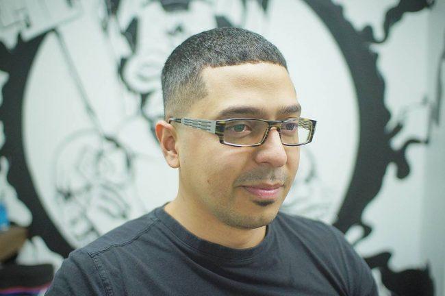Short Haircuts for Men 47