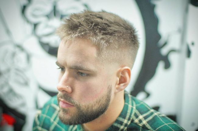 Short Haircuts for Men 49