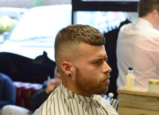 Short Haircuts for Men 69