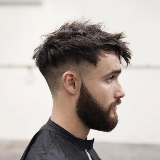 85 Creative Short On Sides Long On Top Haircuts 2020 Ideas