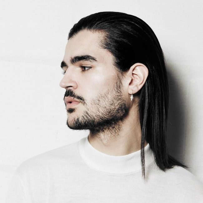 75 Best Shoulder Length Hairstyles For Men In 2019