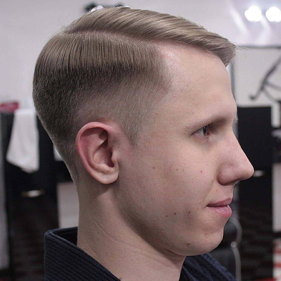 Smooth Undercut