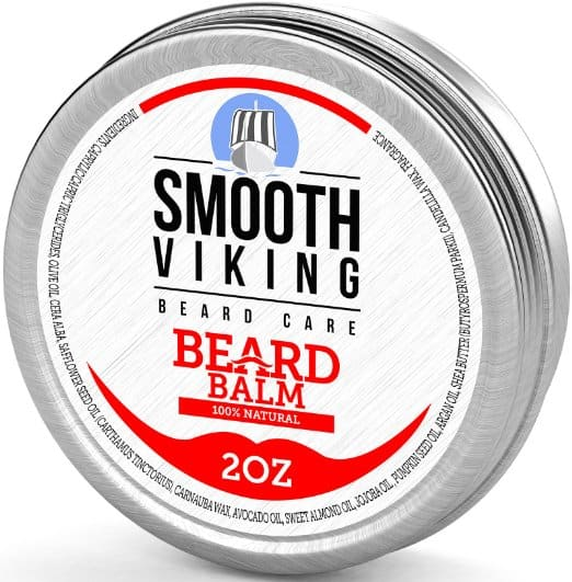 Smooth Viking Beard Balms