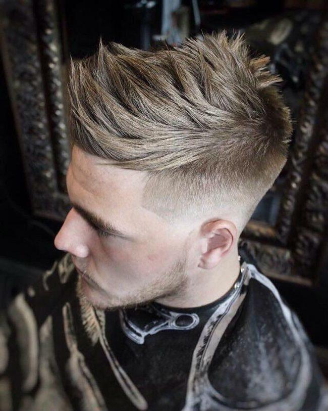 Spiky Hair 29