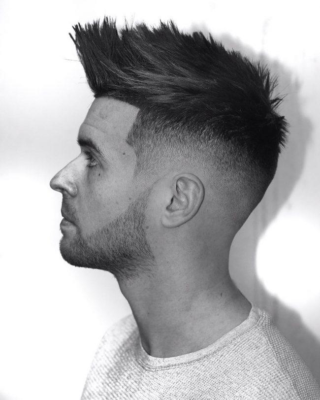 Spiky Hair 31