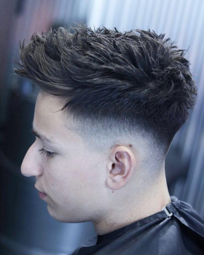 Spiky Hair 34
