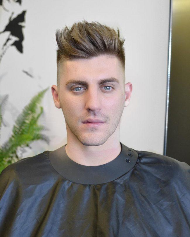 Spiky Hair 38