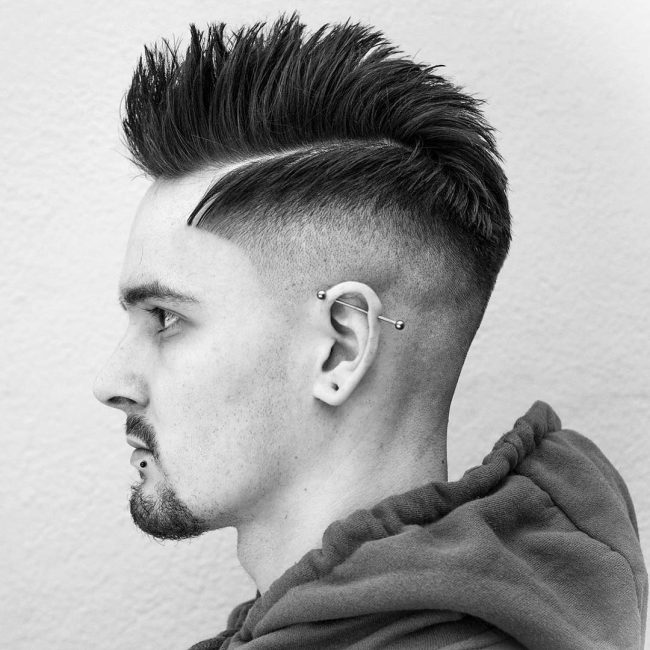 Spiky Hair 41