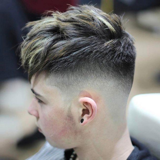 Spiky Hair 43