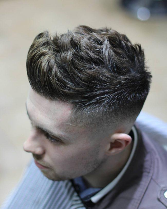 Spiky Hair 45