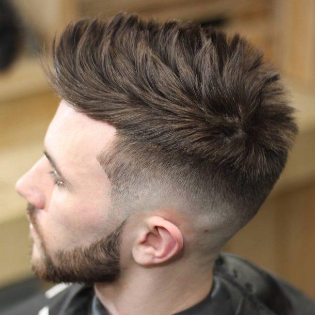 Spiky Hair 47