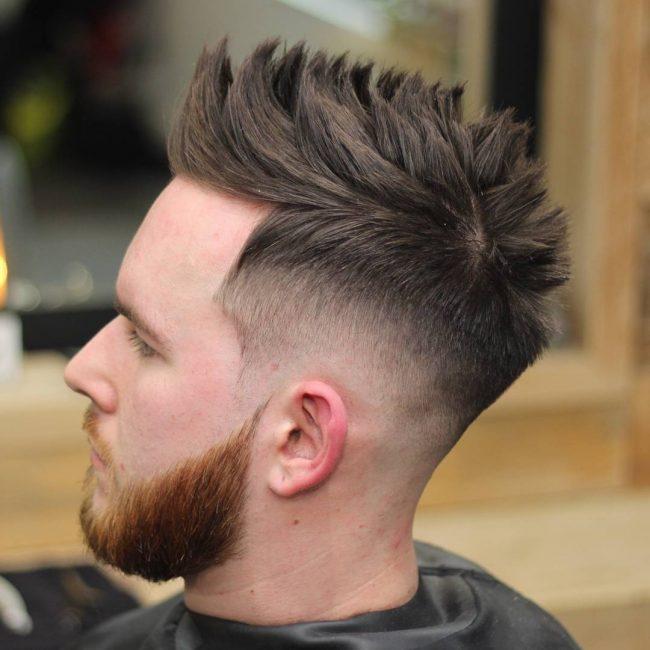 Spiky Hair 48