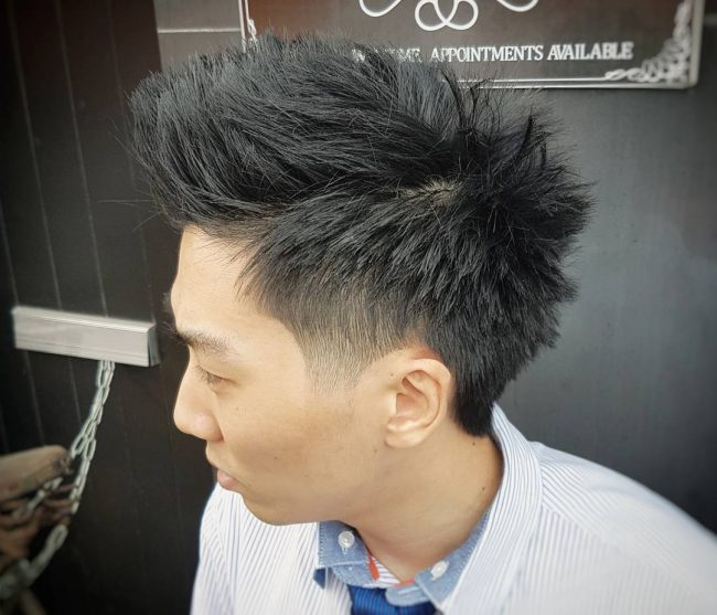 Spiky Hair 50