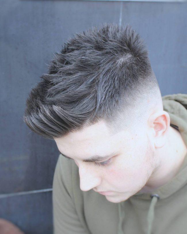 Spiky Hair 51