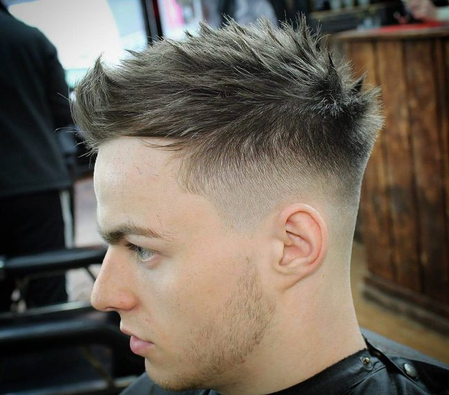Spiky Hair 54