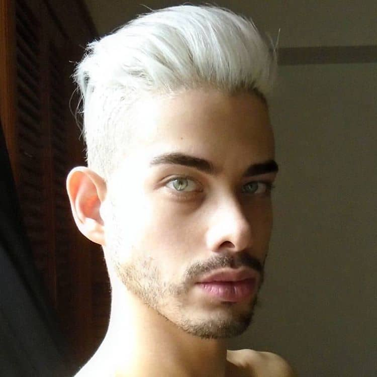 Stunning White