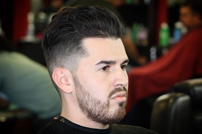 Taper Fade Mens Haircuts 35