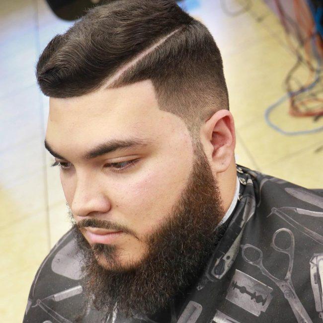 Taper Fade Mens Haircuts 36