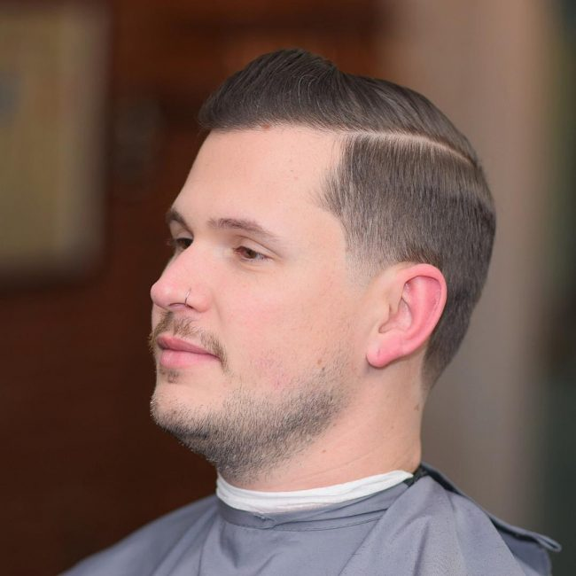 Taper Fade Mens Haircuts 37