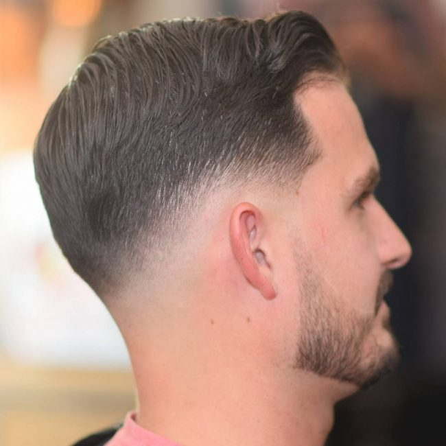 Taper Fade Mens Haircuts 38