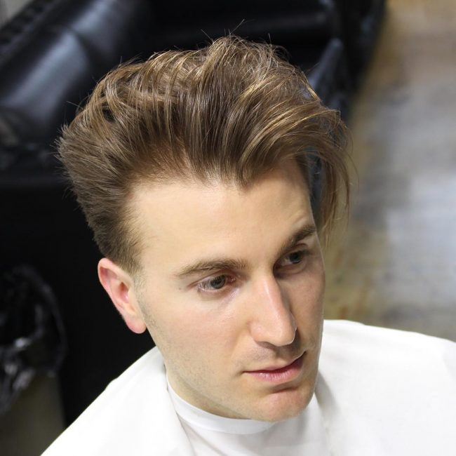 Taper Fade Mens Haircuts 40