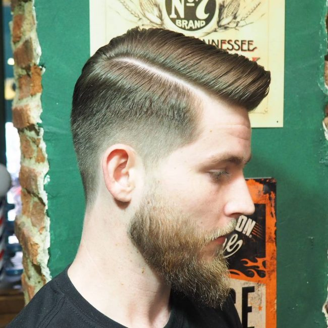 Taper Fade Mens Haircuts 41