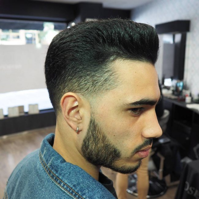 Taper Fade Mens Haircuts 42
