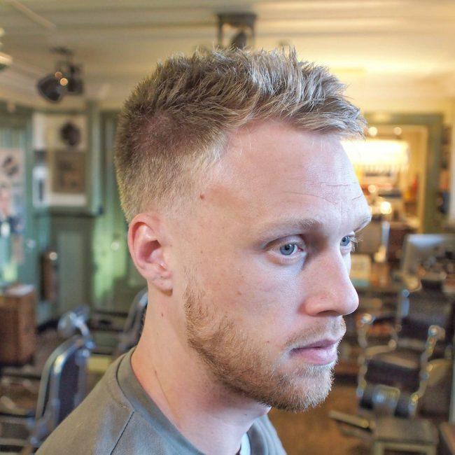 Taper Fade Mens Haircuts 43