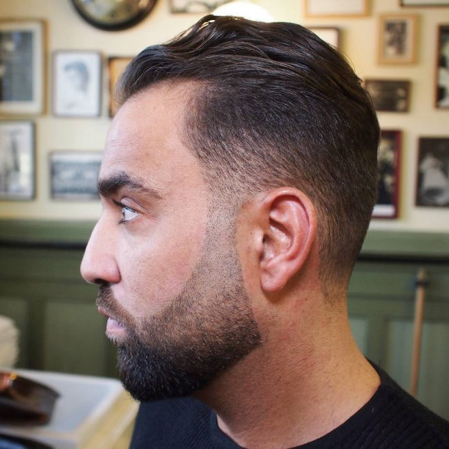 Taper Fade Mens Haircuts 44