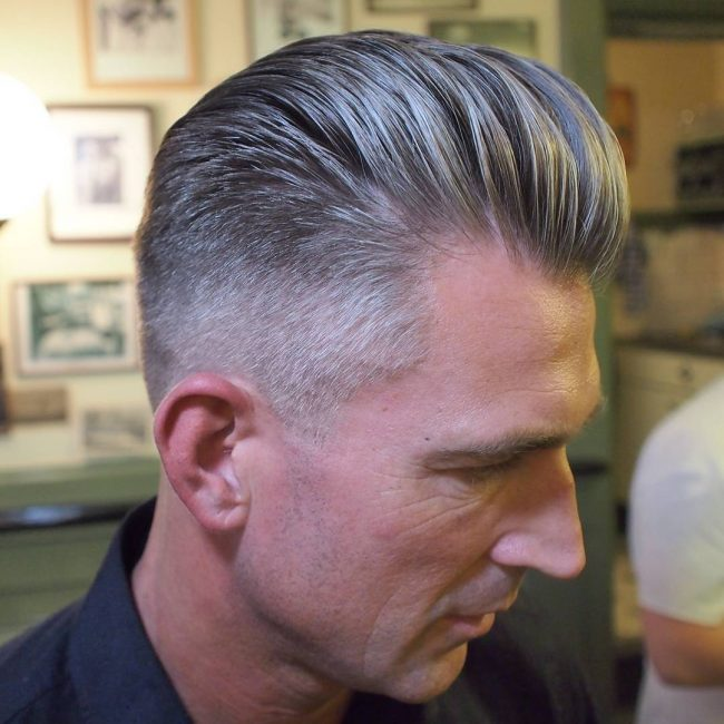 Taper Fade Mens Haircuts 45