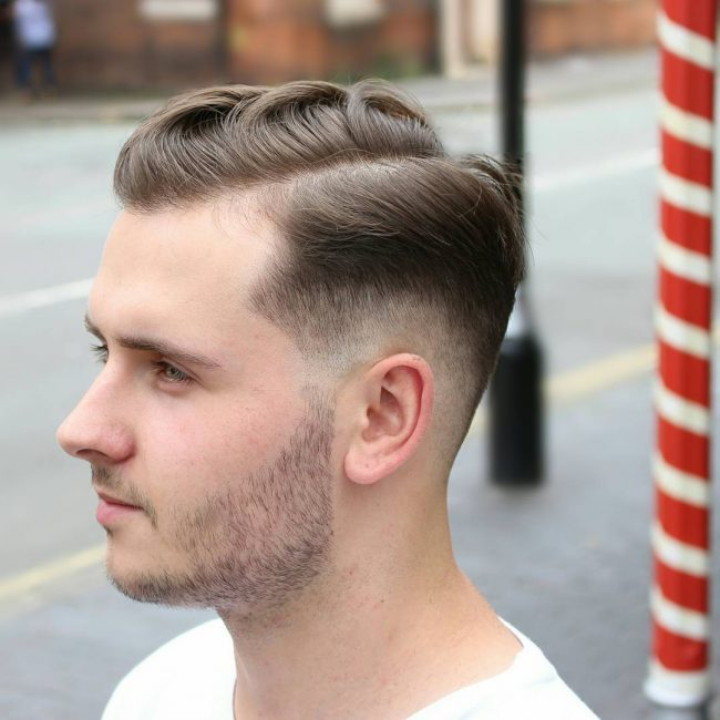 Taper Fade Mens Haircuts 51