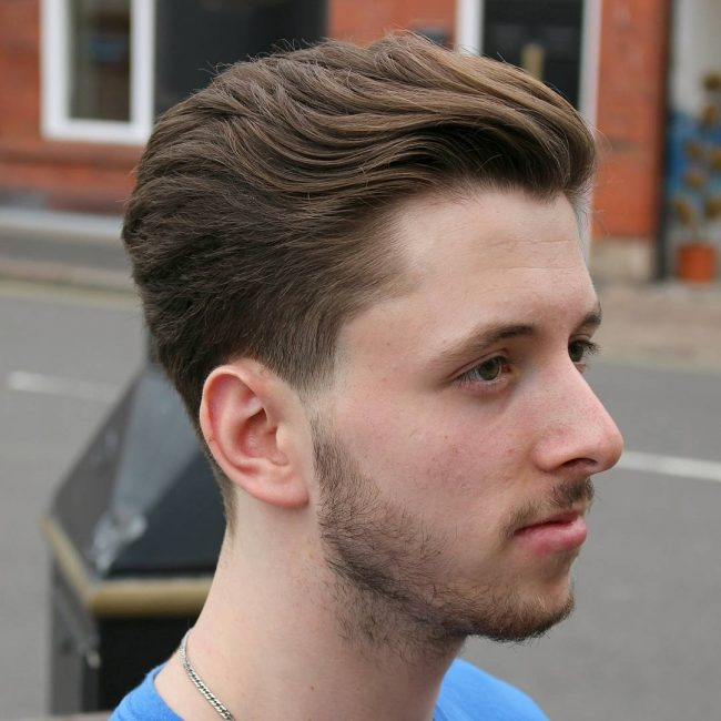 Taper Fade Mens Haircuts 52