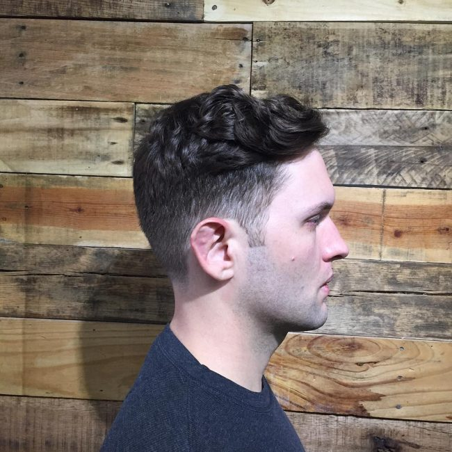 Taper Fade Mens Haircuts 55