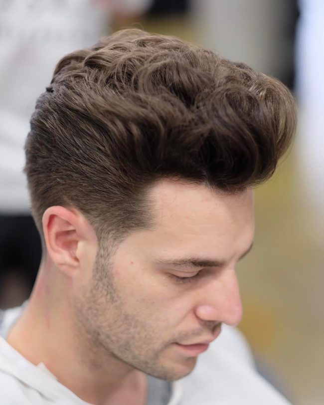 Taper Fade Mens Haircuts 56