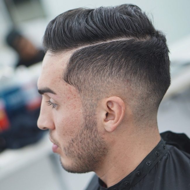 Taper Fade Mens Haircuts 69