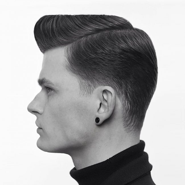 Taper Fade Mens Haircuts 70