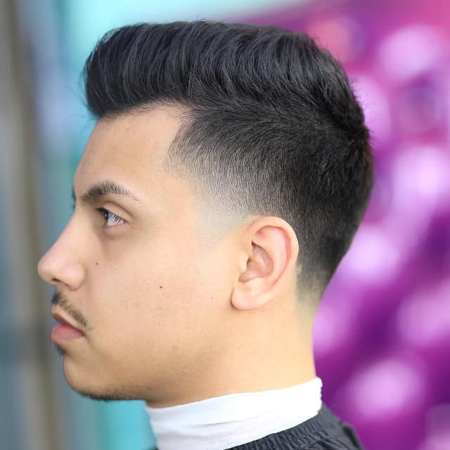 Enjoyable 25 Spectacular Blowout Haircut Ideas For Men High Trend Hairstyle Inspiration Daily Dogsangcom