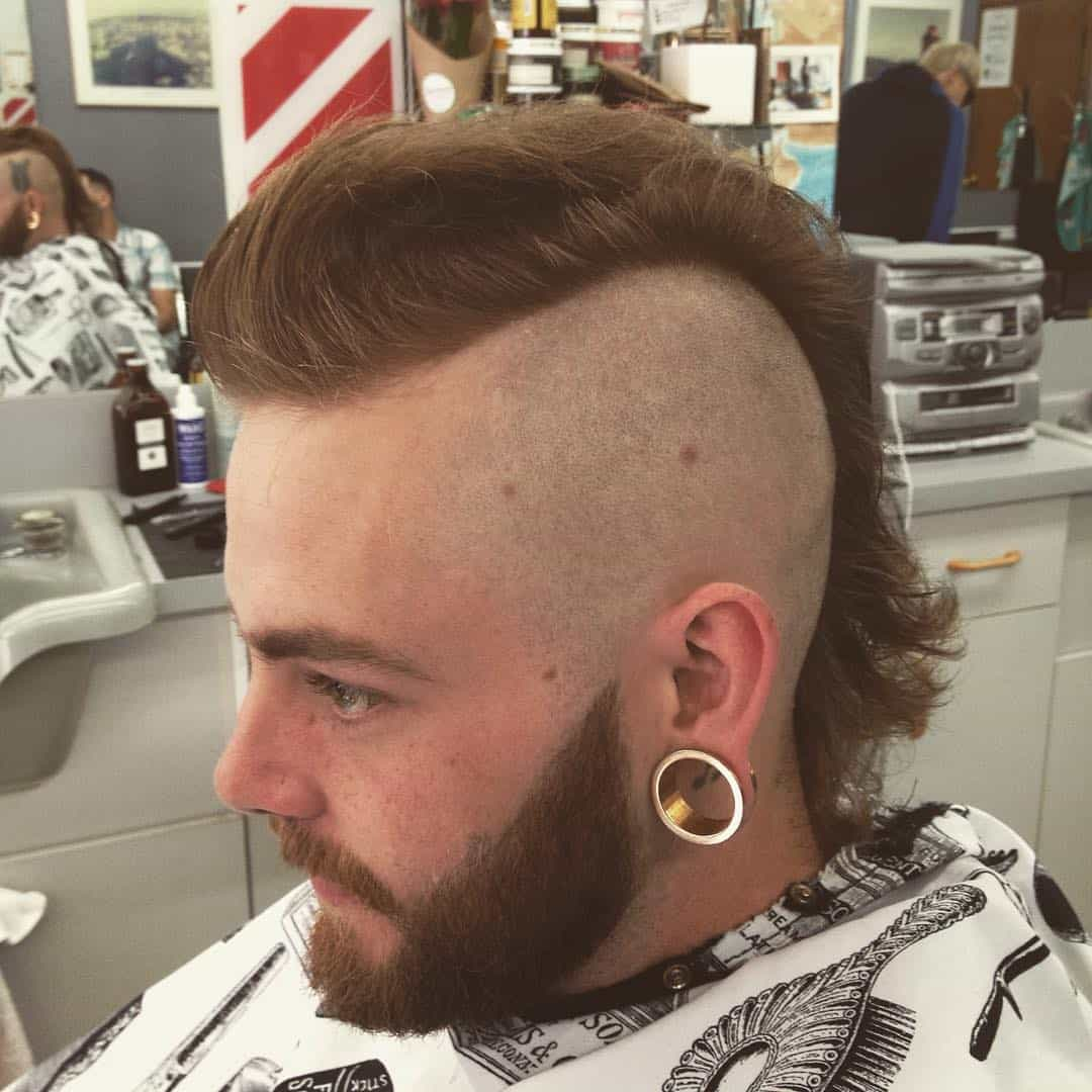 50 Best Mullet Haircut Styles - Express Yourself in 2020