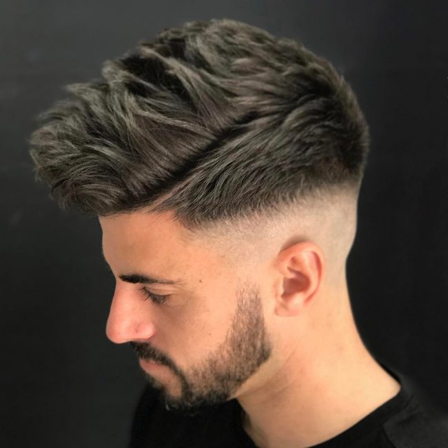 80 Best Undercut Hairstyles for Men - [2019 Styling Ideas]