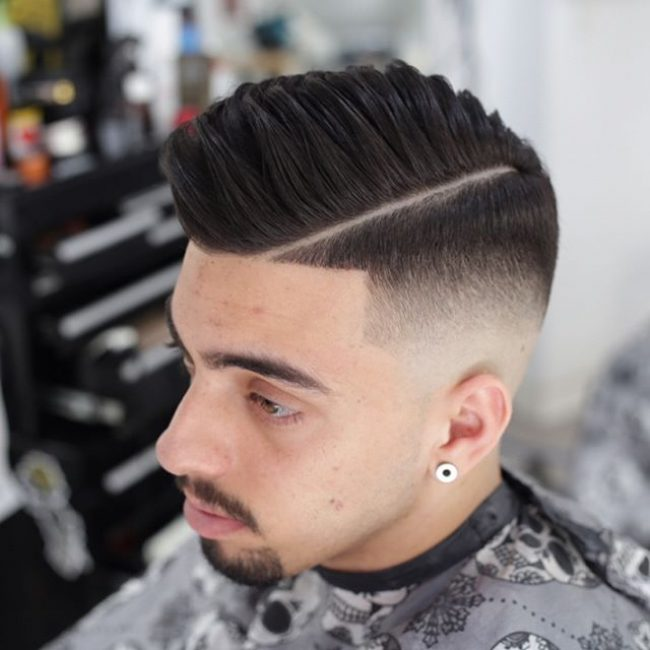 80 Best Undercut Hairstyles for Men - [2018 Styling Ideas]