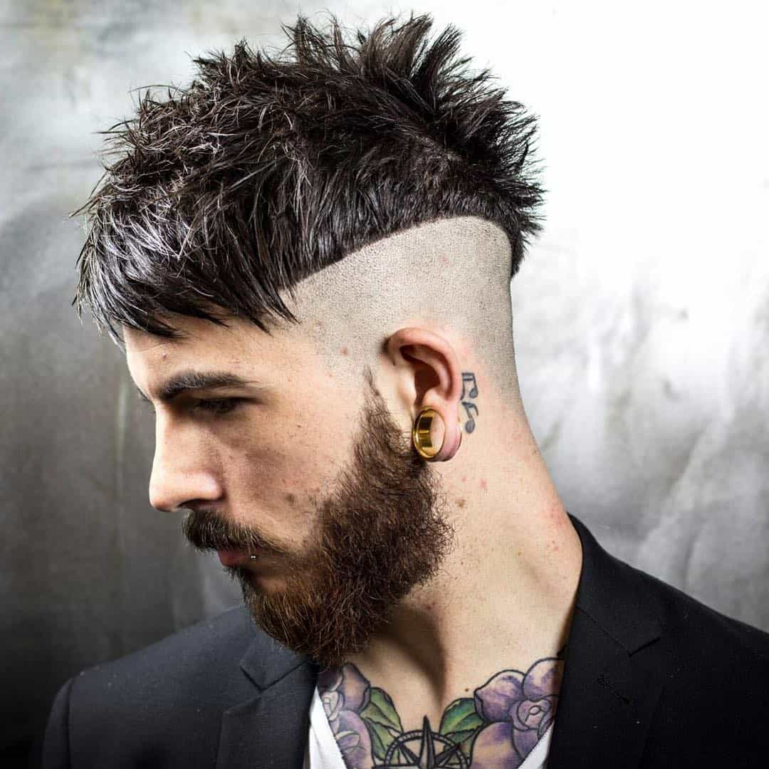 120+ most popular hairstyles for trendy men - (2017 ideas)
