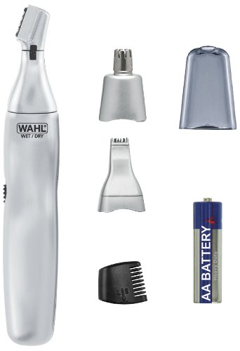 Wahl 3-Pack 5545-400 Nose Hair Trimmer