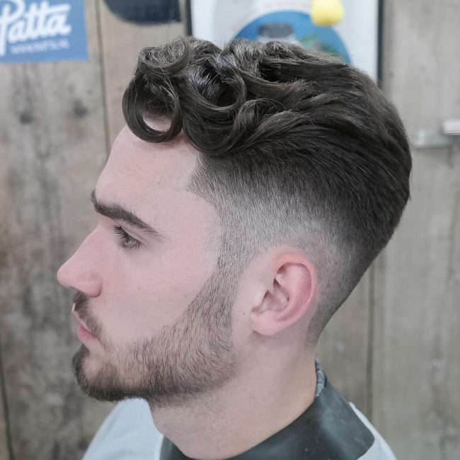 Wavy and Curly Hairstyles 77